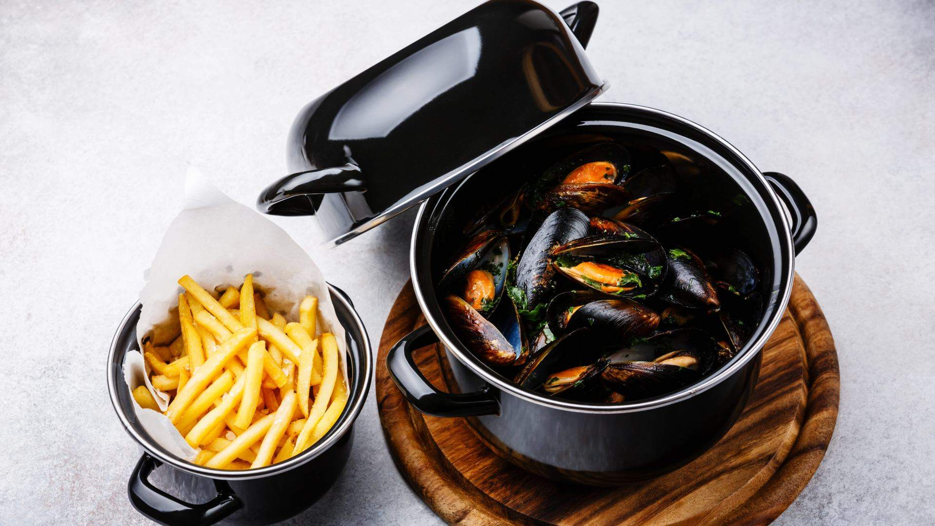 All-You-Can-Eat Moules Frites