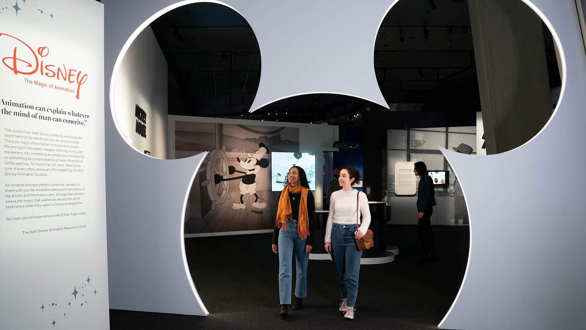 A Look Beyond the Mouse Ears at ACMI's Dazzling New 'Disney: The Magic of Animation' Exhibition