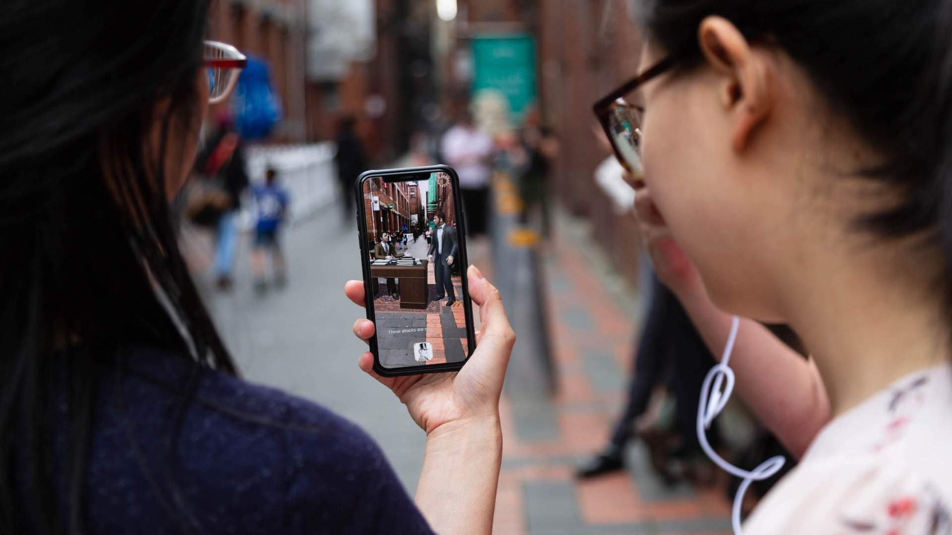 Eastern Market Murder is Melbourne's New Augmented Reality Smartphone Game Based on a True Crime