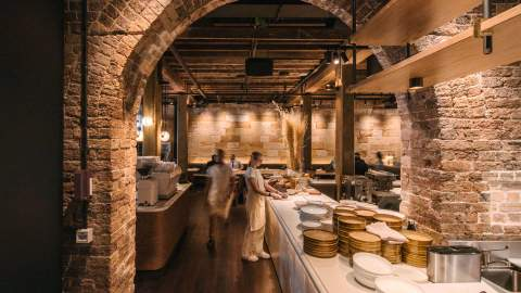 Hinchcliff House Is Circular Quay's New Mega-Venue Inside a Heritage Wool Store