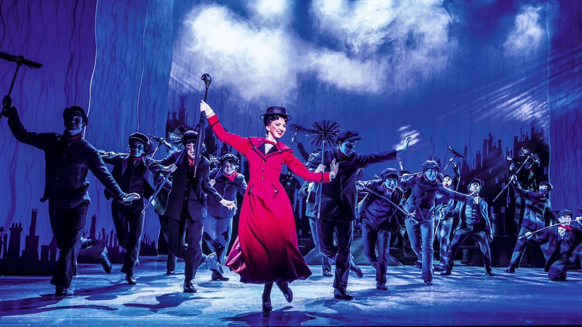 Disney's Award-Winning 'Mary Poppins' Musical Is Floating Into Sydney in 2022