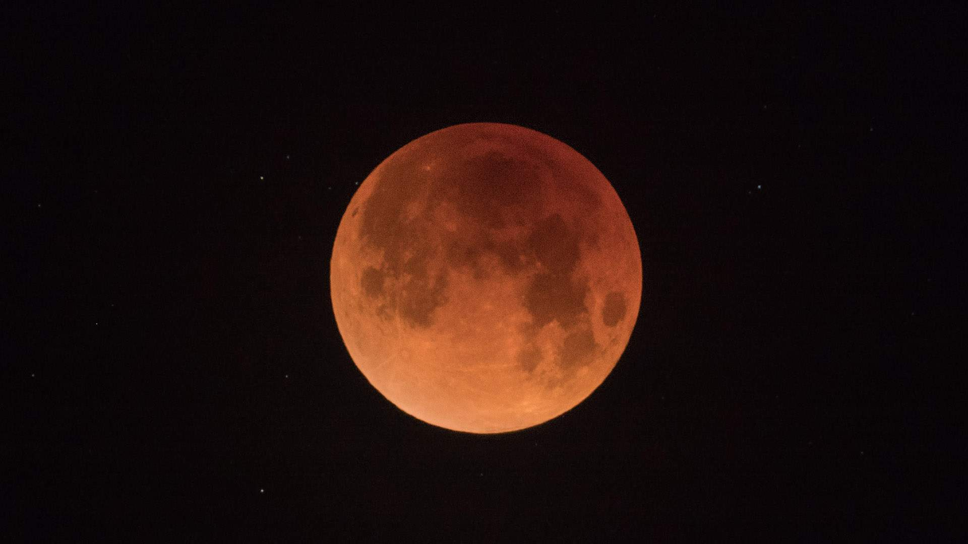 A 'Blood' Supermoon and Total Lunar Eclipse Will Be Visible in Australia This Month