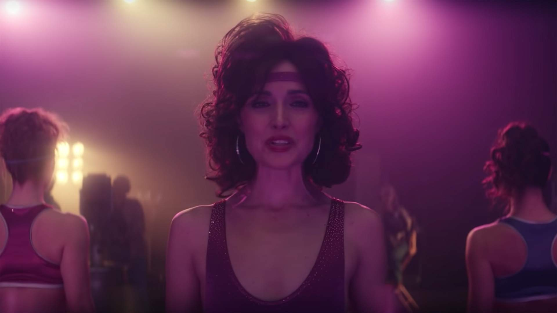 Rose Byrne Builds an Aerobics Empire in Apple TV+'s Supremely 80s New Dark Comedy 'Physical'
