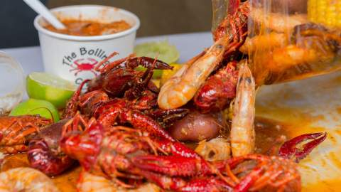 We're Giving Away a $300 Voucher to Spend on a Decadent Seafood Feast at The Boiling Crab