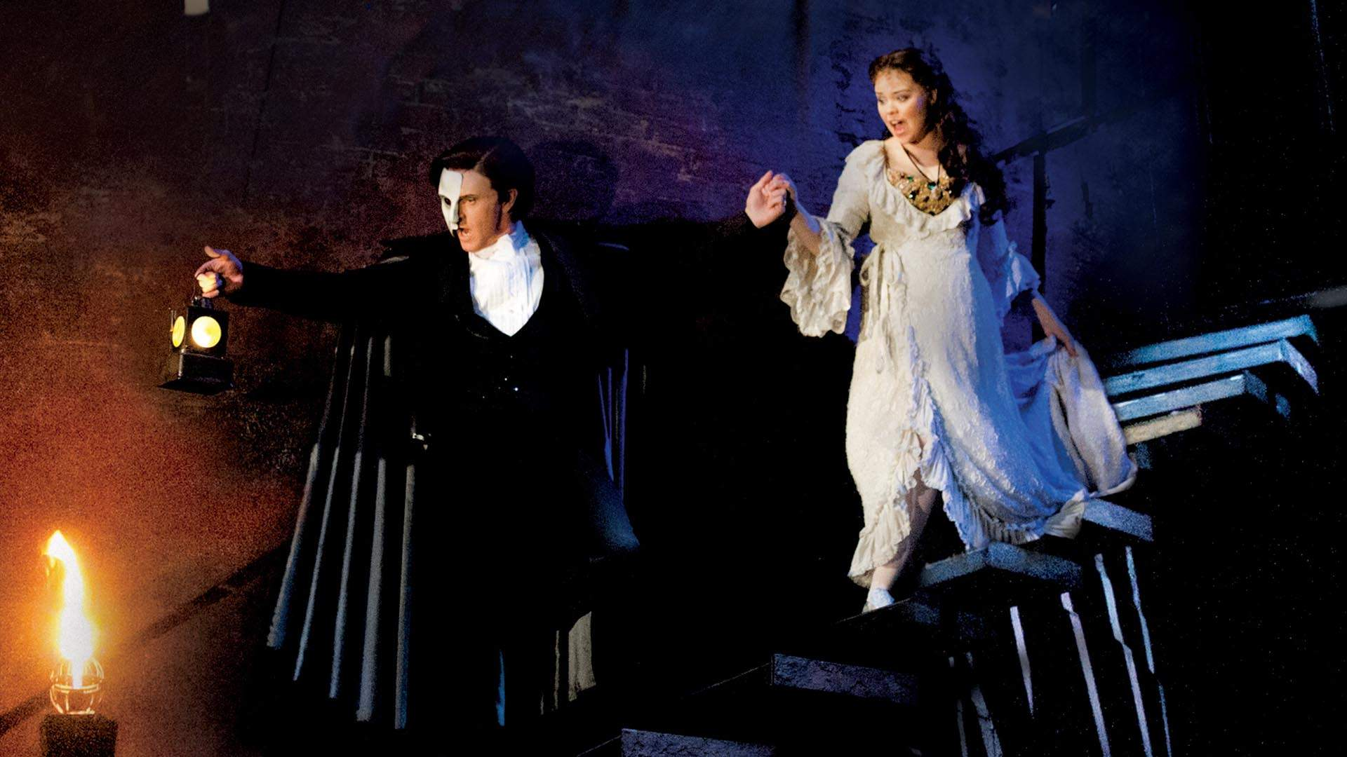 Andrew Lloyd Webber's Tony-Winning Musical 'The Phantom of the Opera' Is Coming to Melbourne