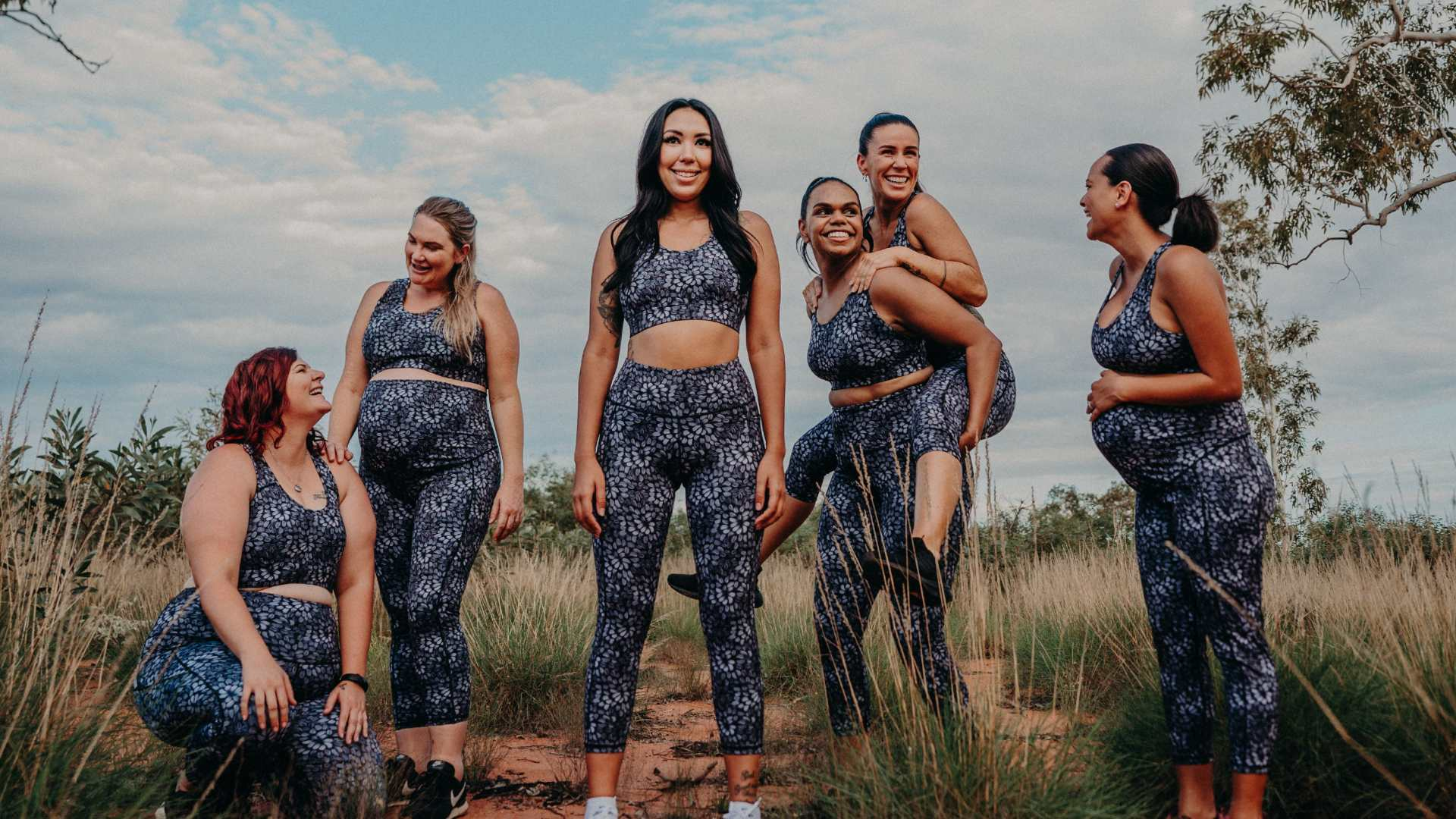 Active Truth Has Released a New Line of Activewear Designed by Indigenous Australian Artist Bobbi Lockyer