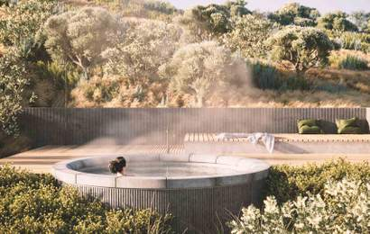 Background image for Alba Thermal Springs & Spa Is the Luxe New Wellness Destination Coming to the Mornington Peninsula