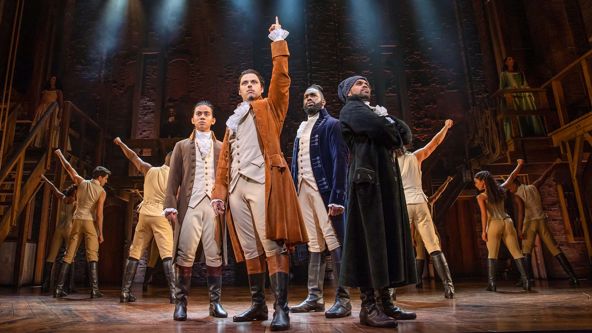 Tony Award-Winning Musical 'Hamilton' Is Finally Coming to Melbourne Next Year