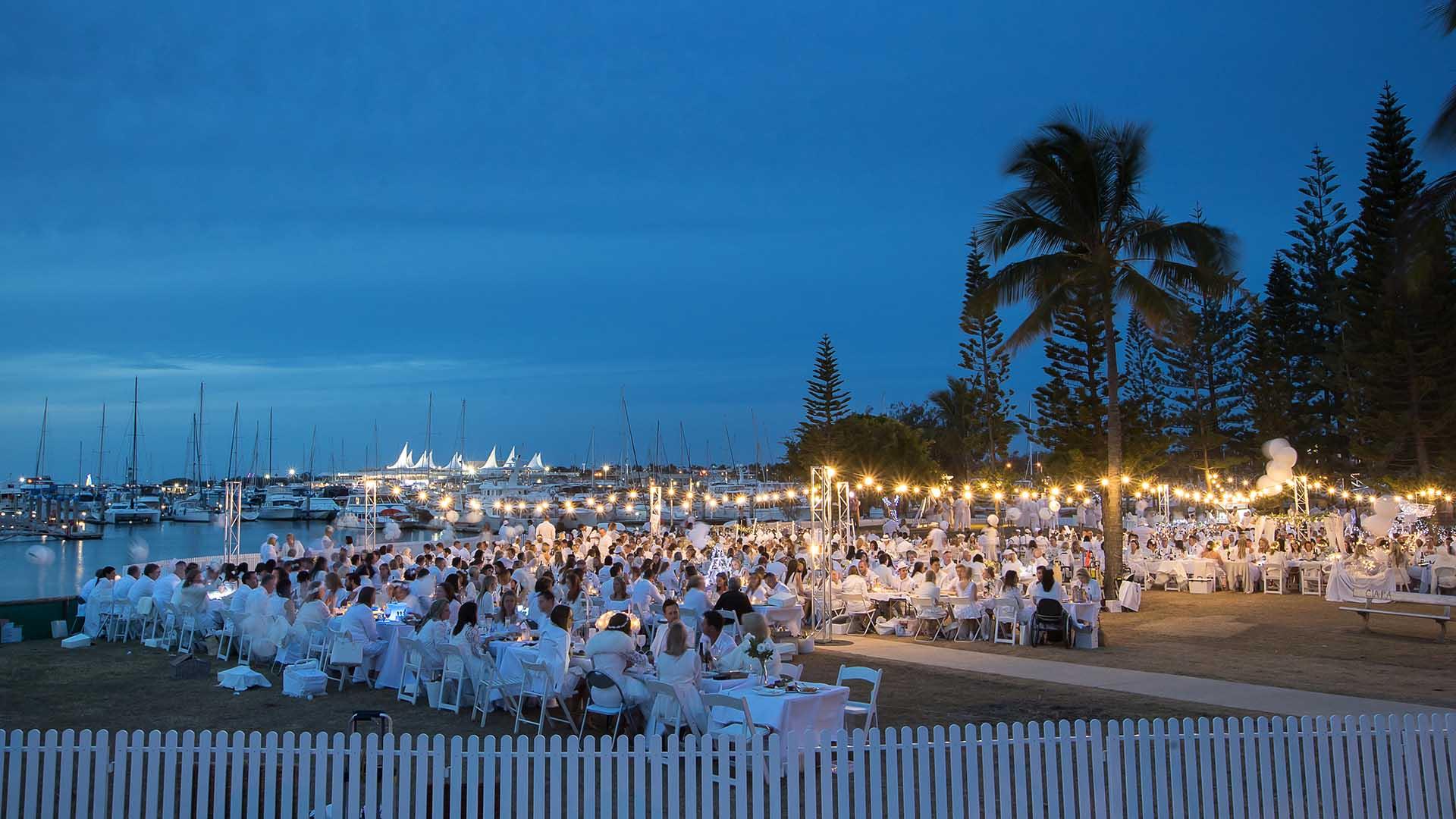Le Diner en Blanc Gold Coast 2022