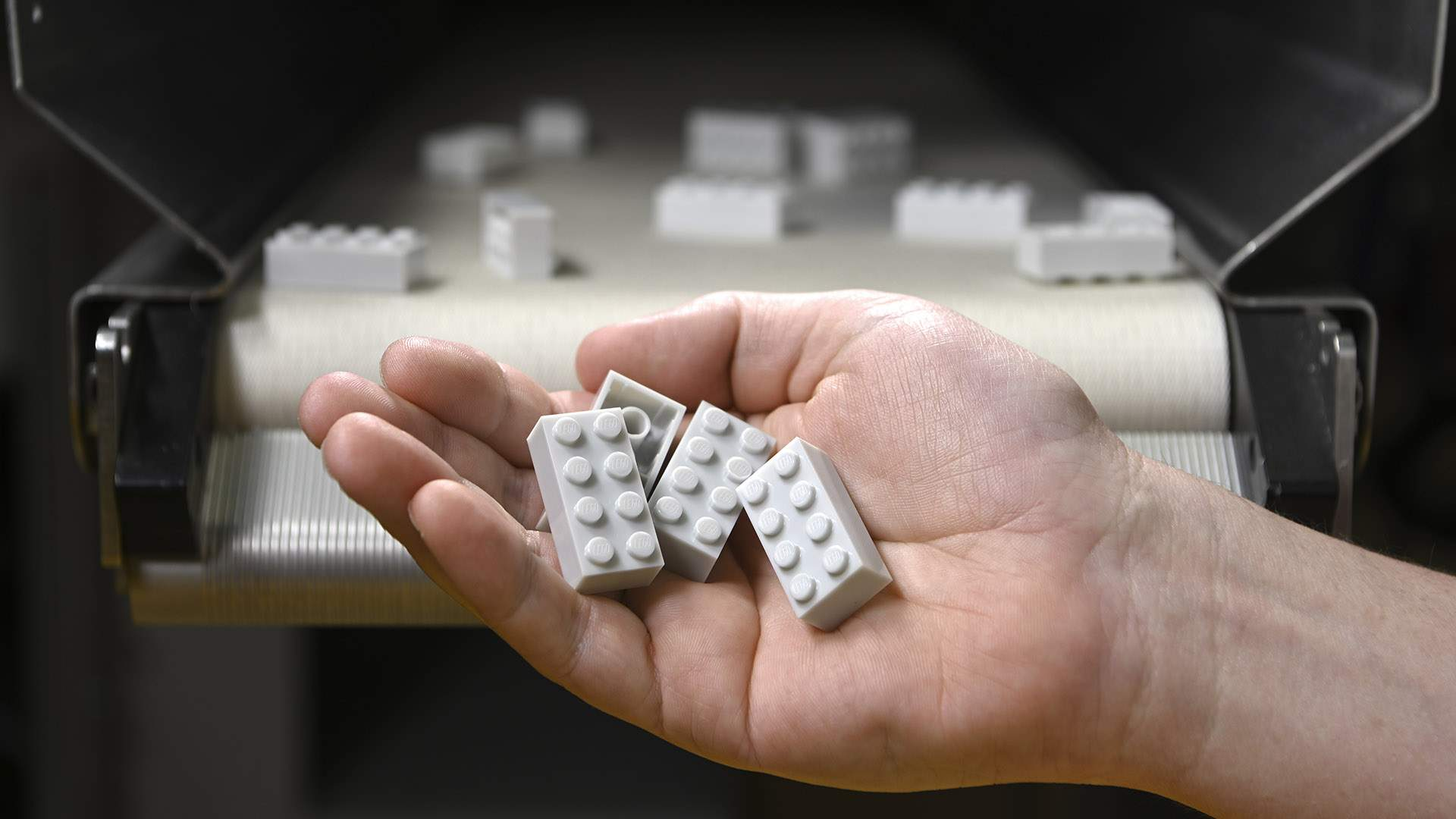 Lego Has Unveiled Its First Bricks Made From Recycled Plastic Bottles