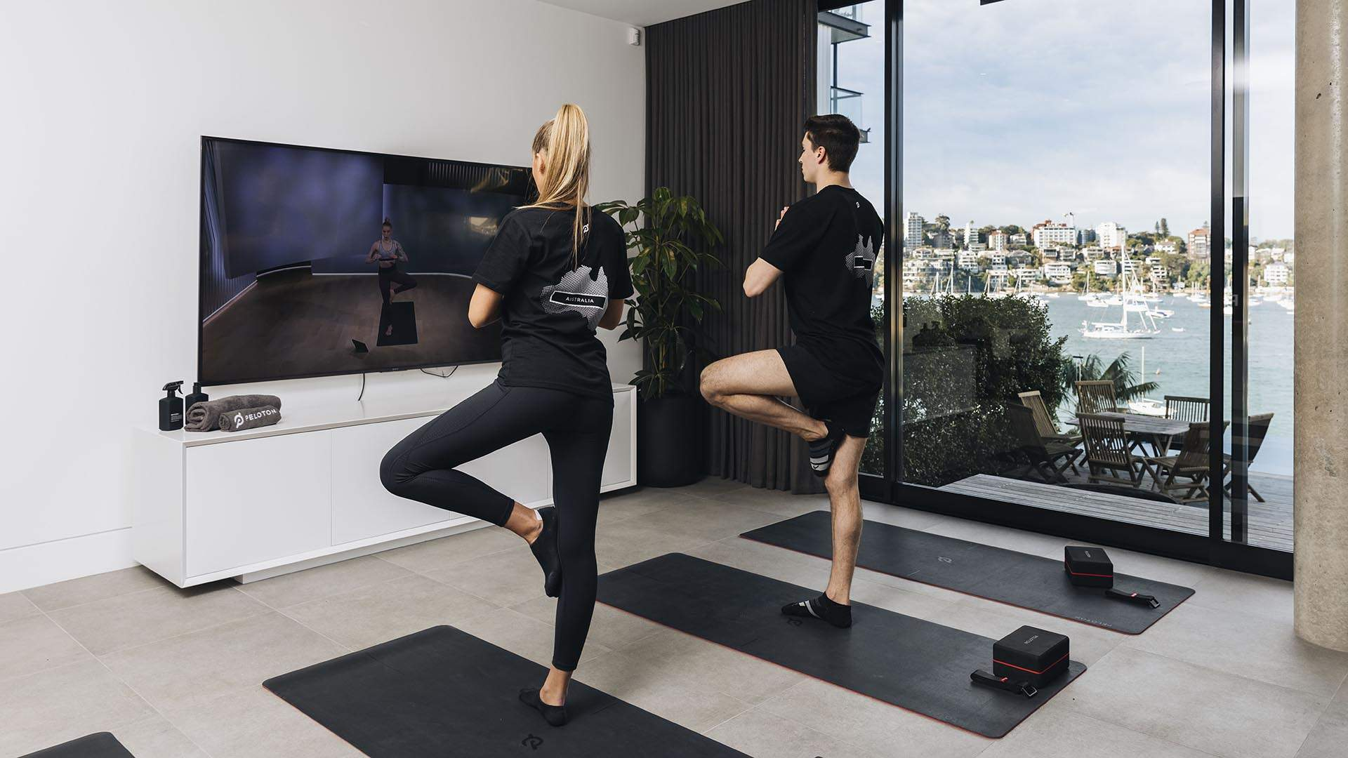 High-End Fitness Brand Peloton Has Started Streaming Its Instructor-Led Workouts in Australia