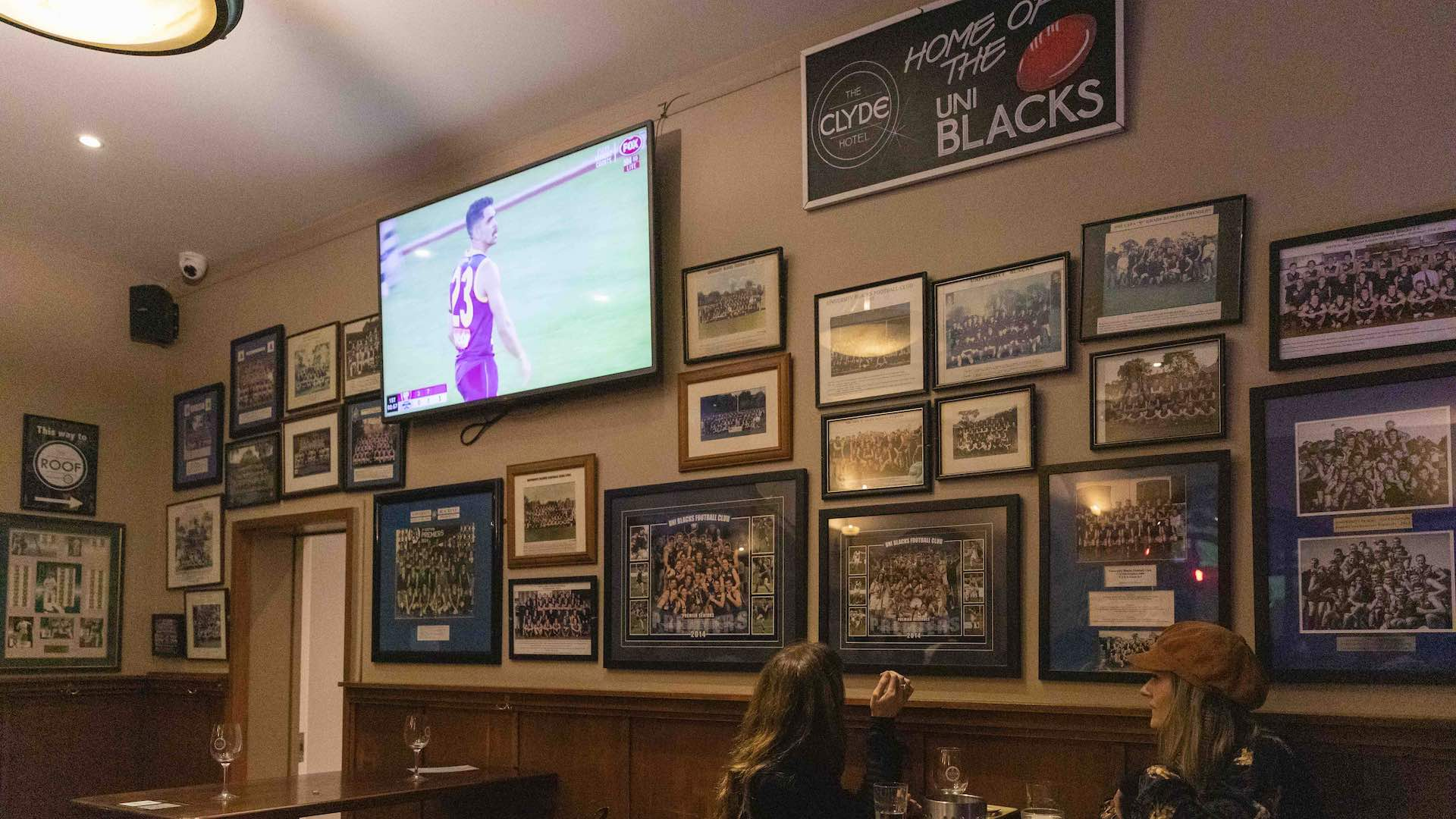 Six Great Melbourne Pubs to Watch the Footy at This Winter
