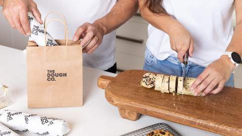 Makin' Dough: How a Melbourne Law Student Used Lockdown to Launch a Ready-to-Bake Cookie Business