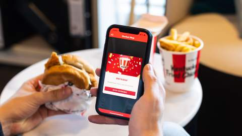 KFC's New Augmented Reality Game Takes You Hunting for Buckets to Win Cash and Chicken