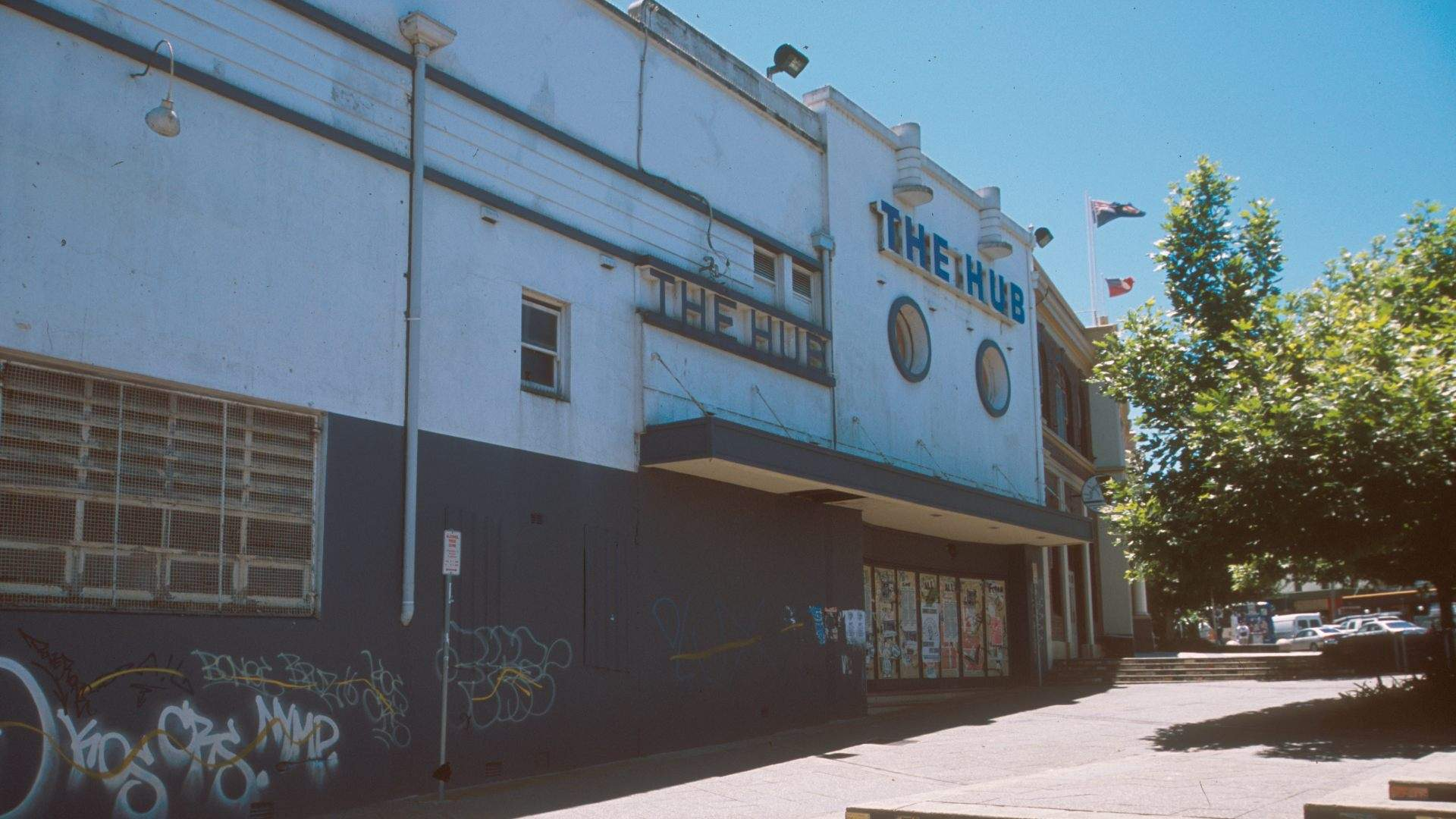 The Historic Hub Theatre Is Set to Turn Into a Hybrid Arts and Craft Beer Venue