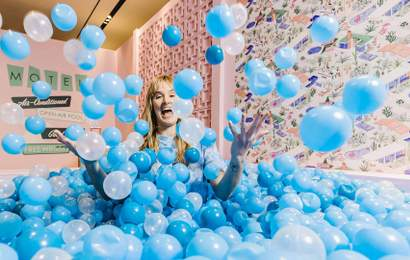 Background image for The Sugar Republic Team Is Launching Its Latest Super-Photogenic Installation in Brisbane This Month