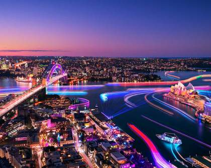 Eight Vivid Sydney Highlights to Add to Your Diary If You Want to Farewell Winter with a Bang