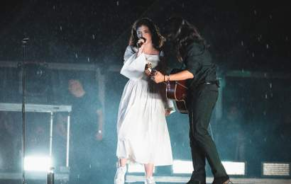 Background image for Lorde Will Return to the Stage with a Huge Australian and New Zealand Tour Next Year