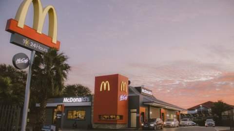 Fifty-Cent Big Macs at McDonald's