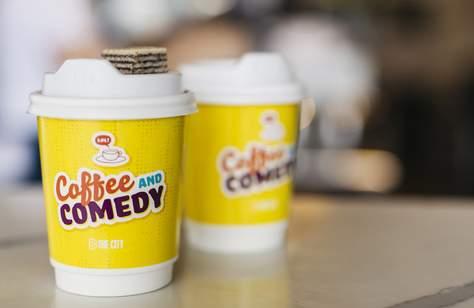 Coffee & Comedy 2021
