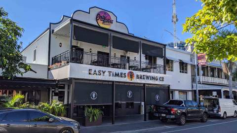 Easy Times Brewing Company