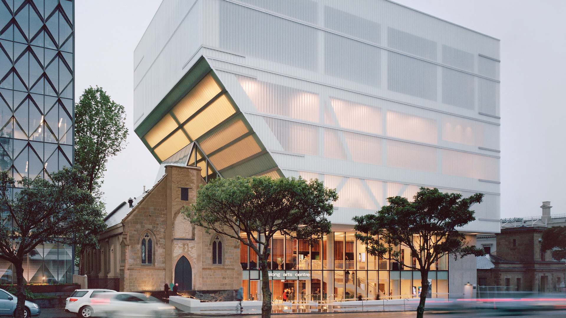 The Geelong Arts Centre Revamp Will Feature a New Series of First Nations Artwork