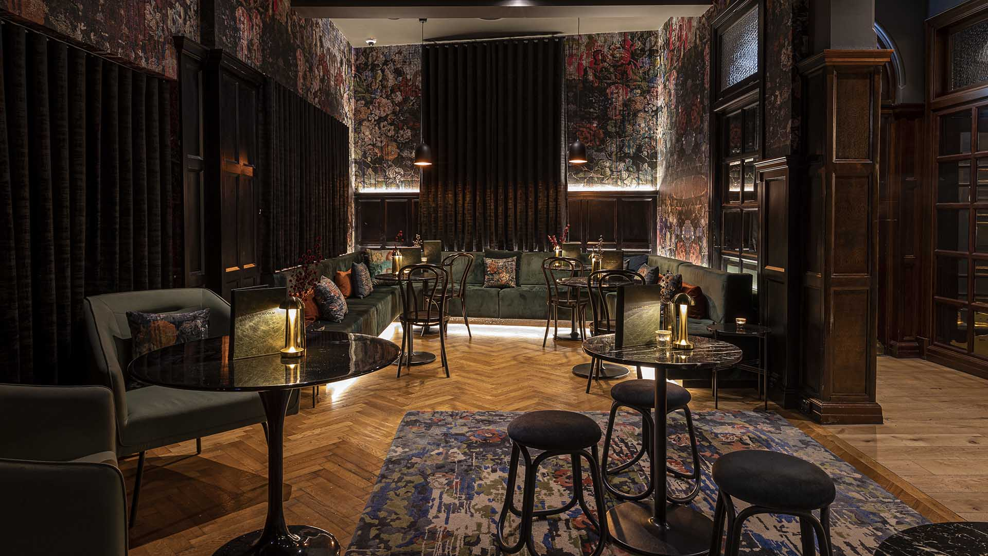 Boutique Spring Hill Hotel The Inchcolm by Ovolo Has Revamped Its 1920s-Inspired Barand Bistro