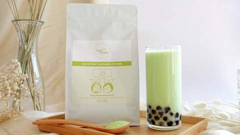 You Can Now Make Your Own Bubble Tea at Home with DIY Boba Kits from Boba Barista