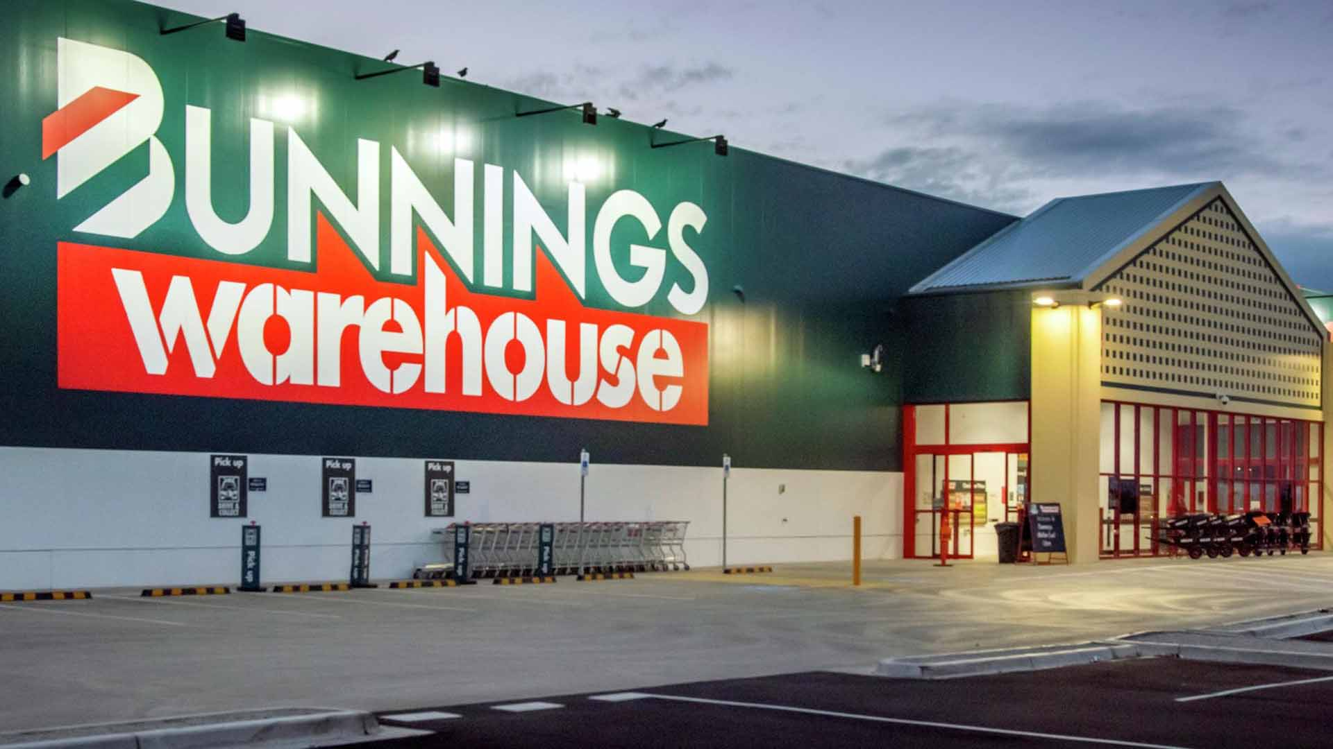 Bunnings Has Shut Its Sydney Stores and Moved to Drive-and-Collect Orders for the Rest of Lockdown