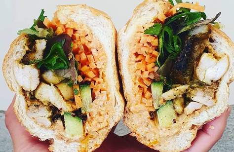 Anchovy's Lockdown Pop-Up Banh Mi Window Is Getting a Permanent Space