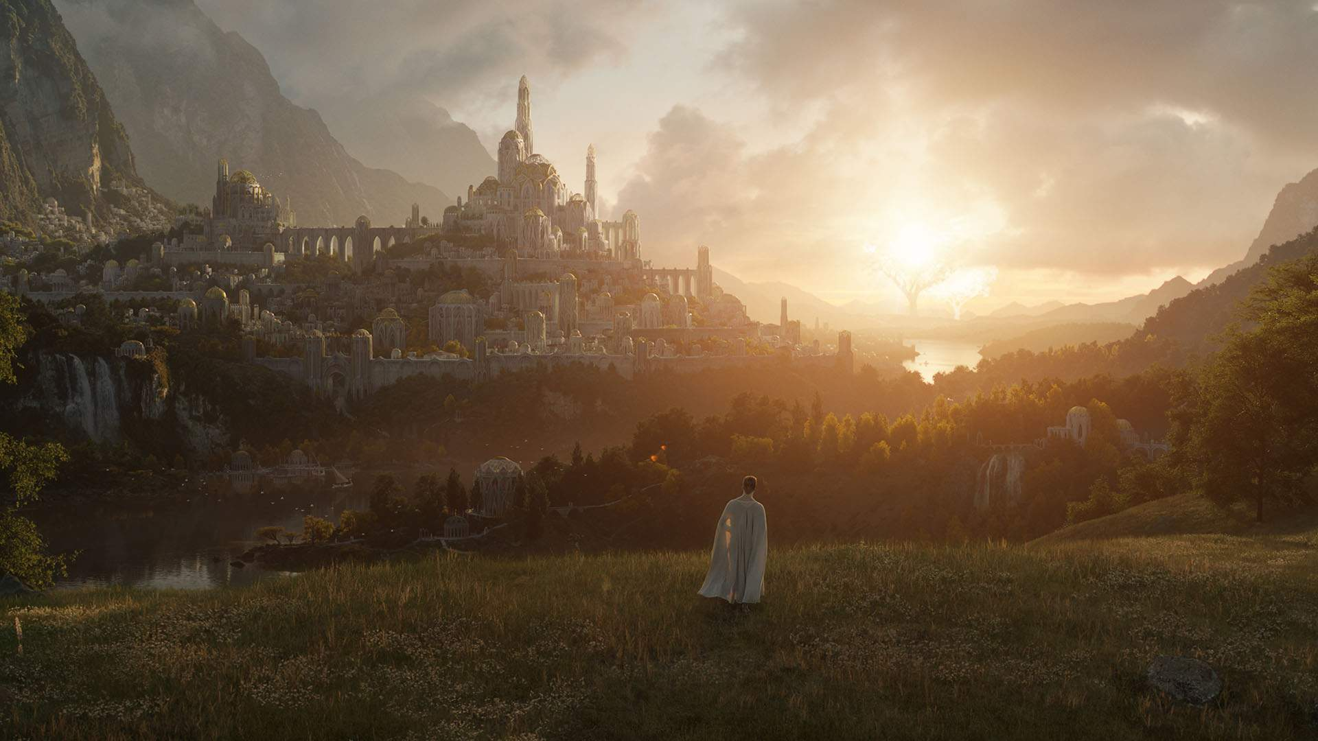 Amazon's New 'Lord of the Rings' TV Series Will Hit Your Streaming Queue in September 2022