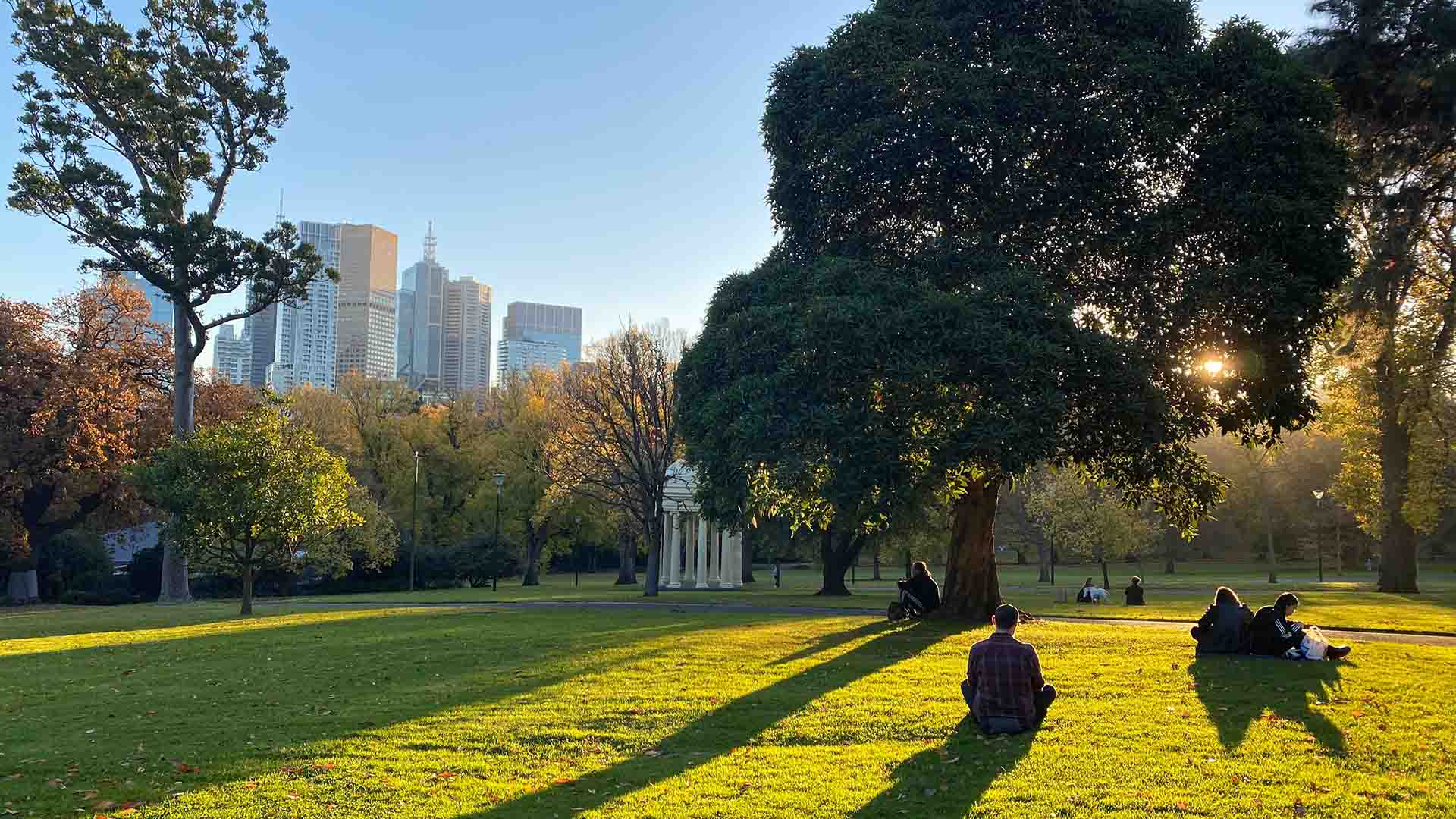 Outdoor Gathering and Travel Rules Are Easing Because Victoria Will Hit 70-Percent Single Jabs Today