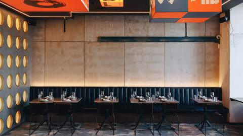 Robata Is the Fiery New Japanese Grill Restaurant From the San Telmo Crew