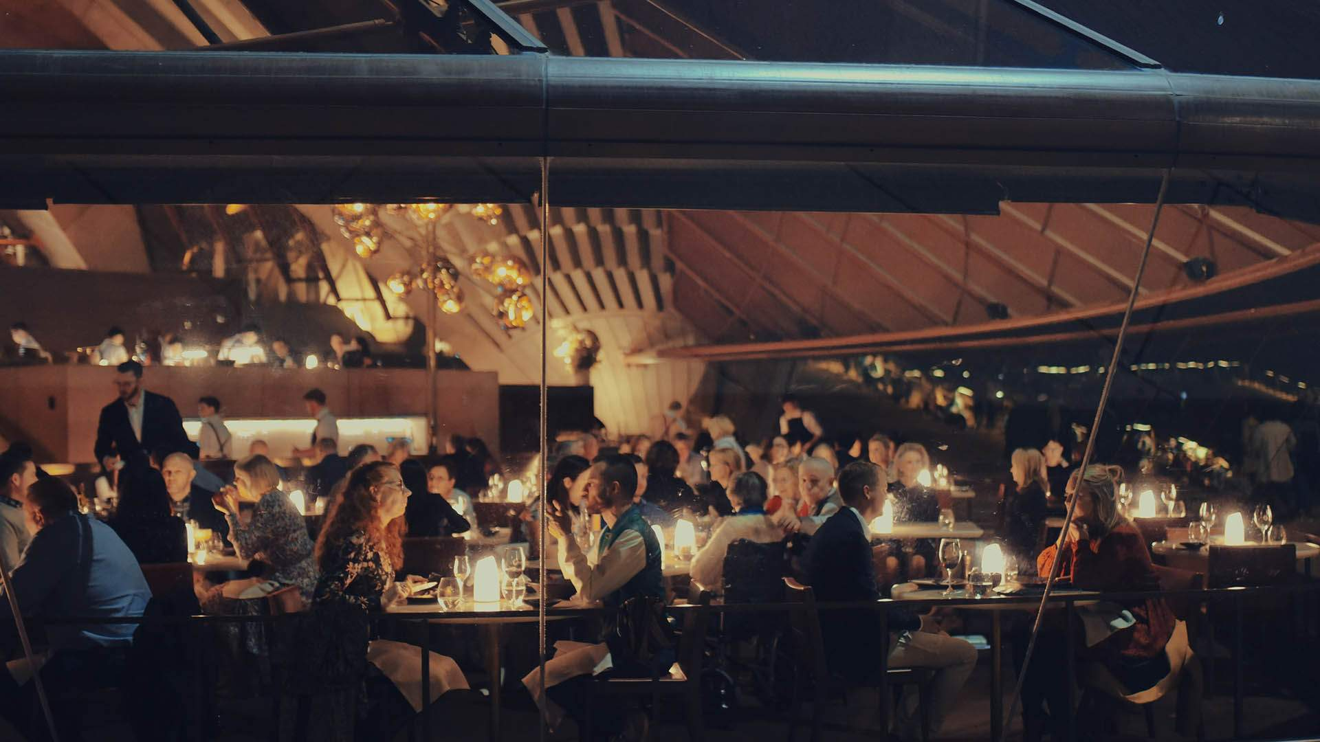 Restaurants and Bars to Reopen to Fully Vaccinated Patrons Once 70 Percent of NSW Is Jabbed