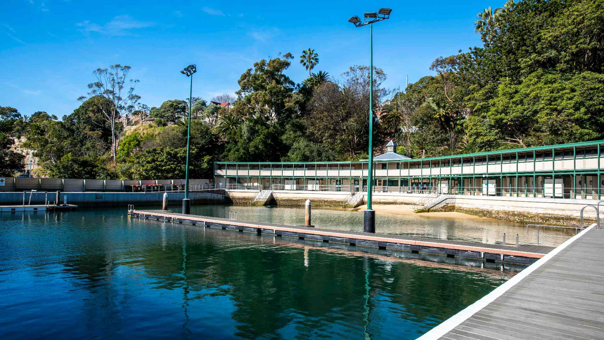 Dawn Fraser Baths Will Reopen to the Public This Week with Free Entry for a Limited Time