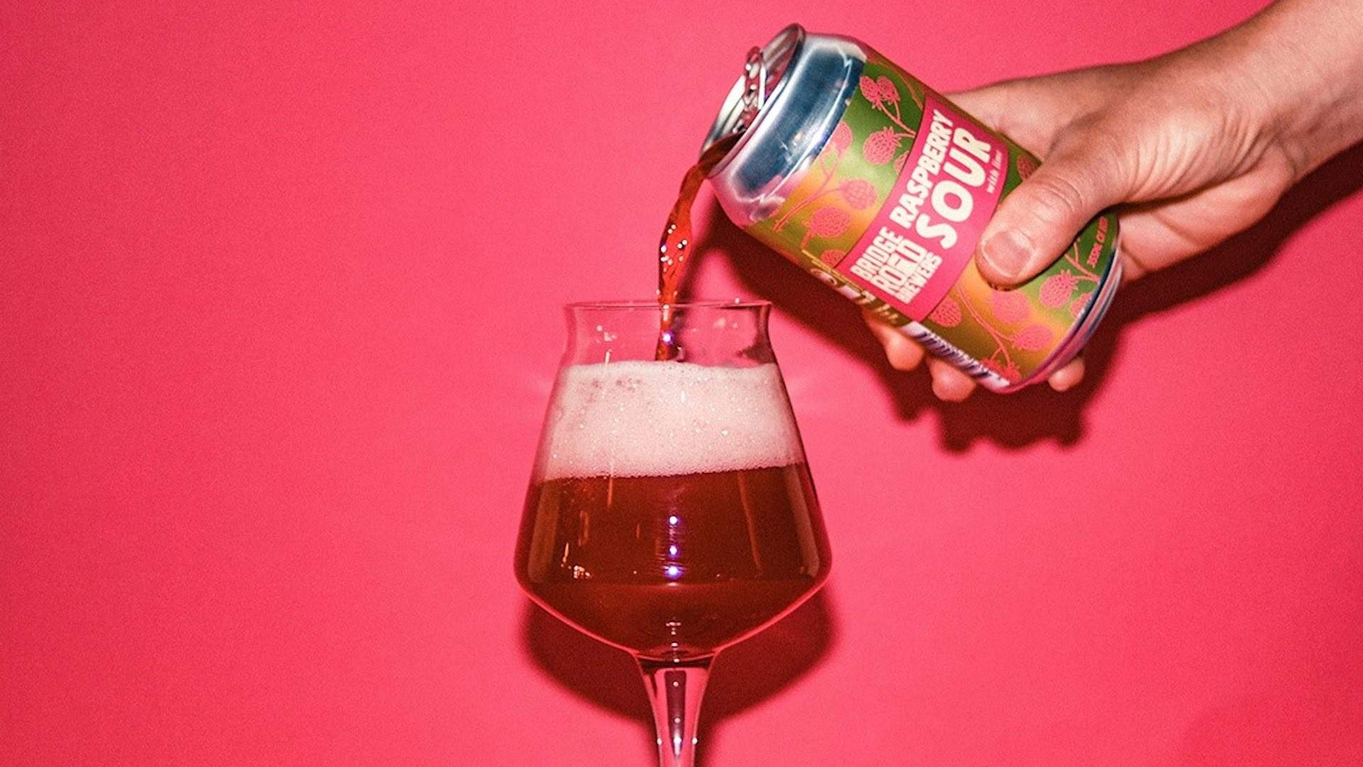 Sour Times – Virtual Tasting with Bridge Road Brewers