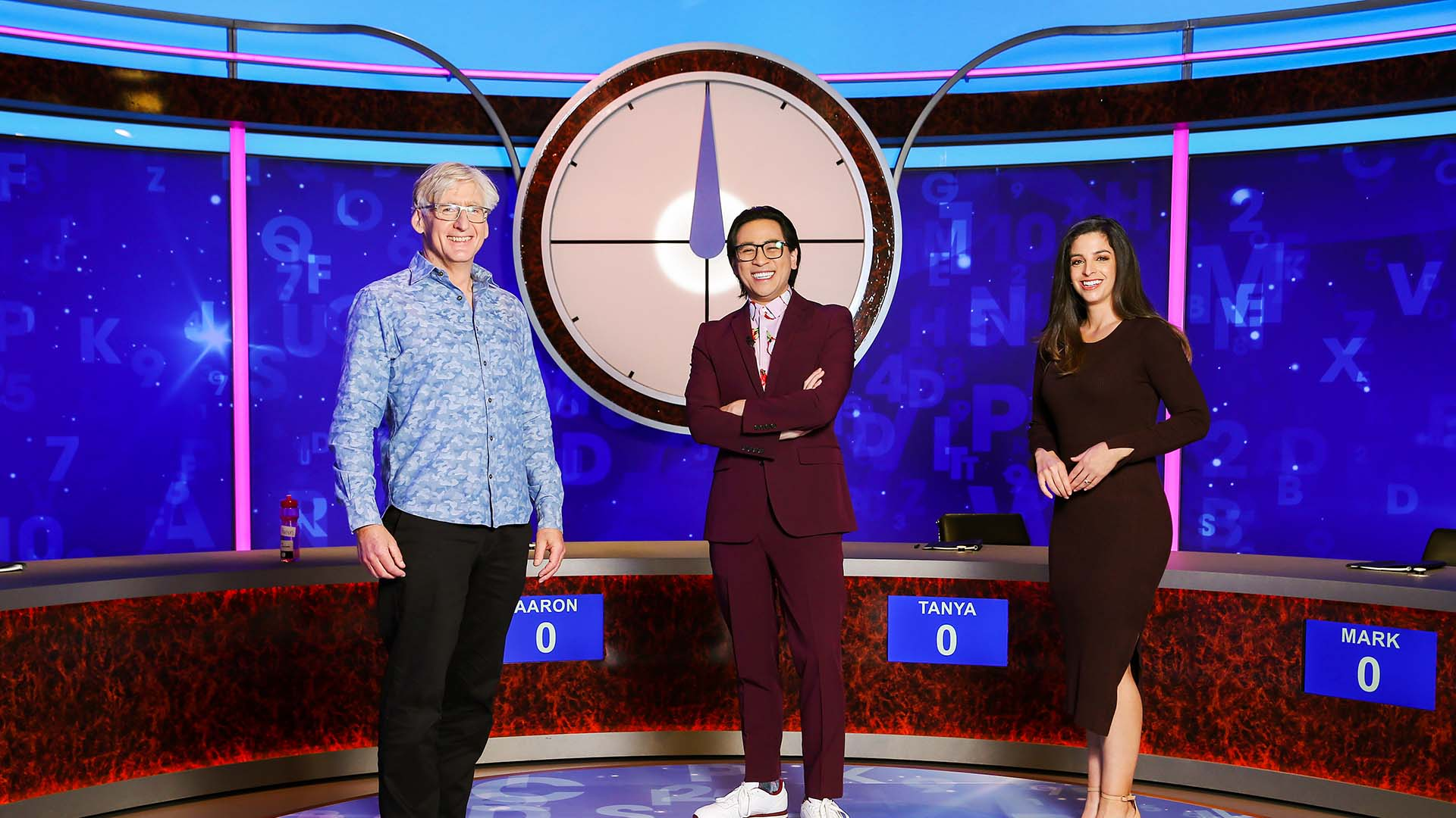 SBS Is Bringing Back Beloved Game Show 'Letters and Numbers' — This Time with Celebrities