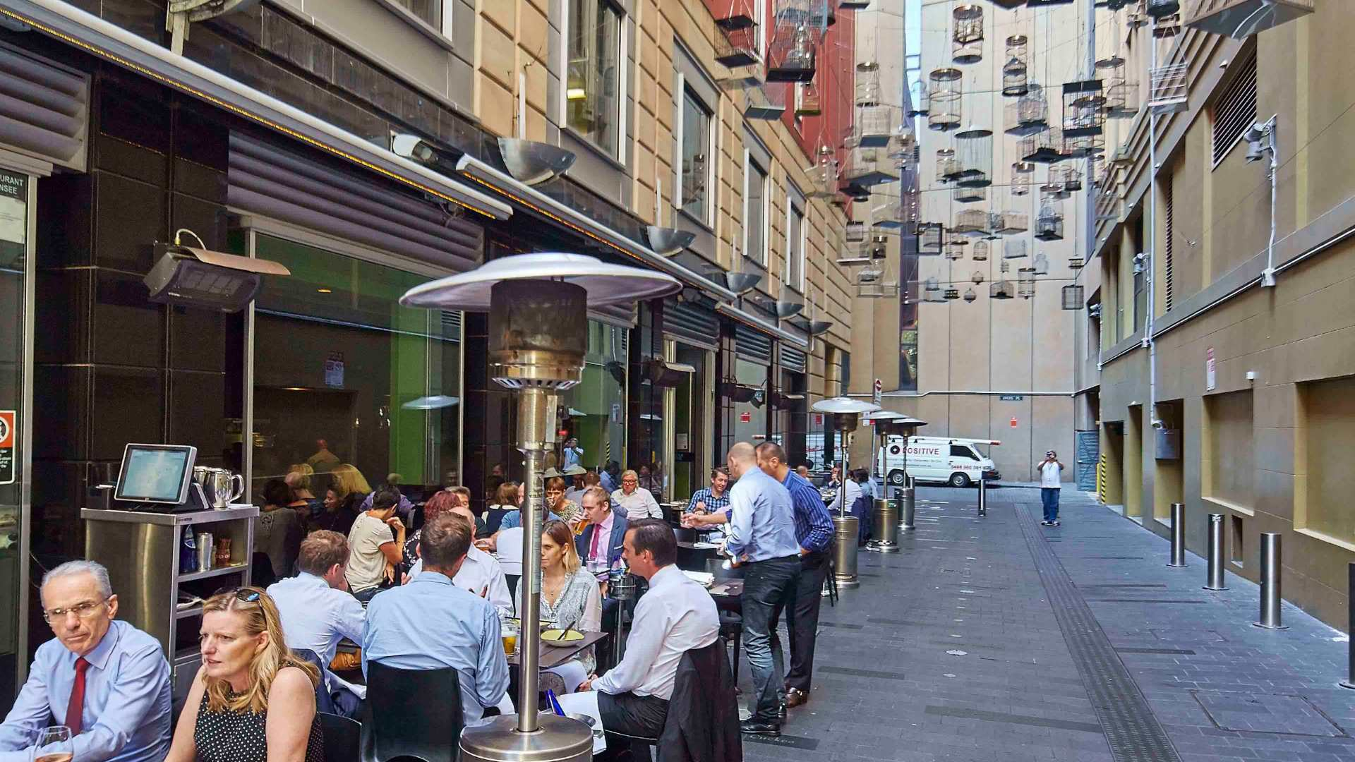 The City of Sydney Is Set to Revamp Ten CBD Laneways with New Walkways and Art Installations