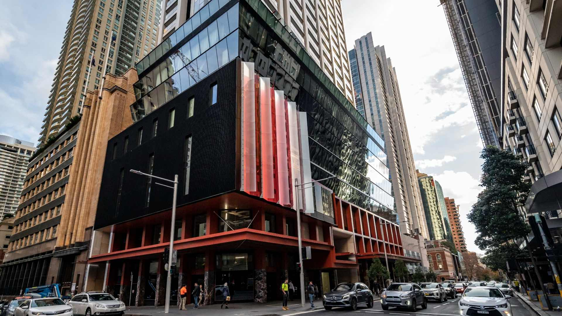 The City of Sydney and Brand X Are Launching a New State-of-the-Art Creative Studio in the CBD