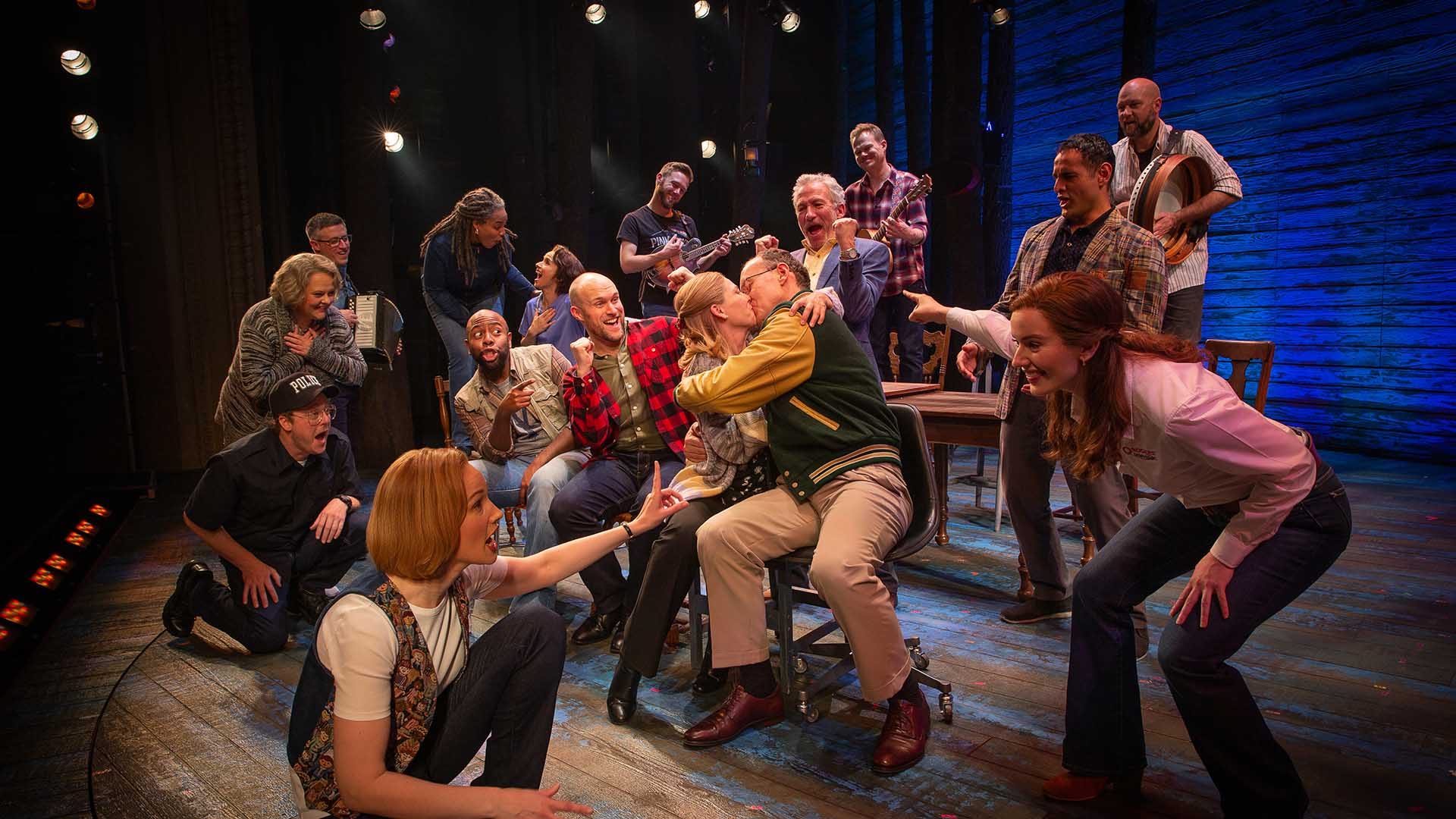 'Come From Away' Will Restart Its Sydney Season for Fully Vaccinated Audiences in October