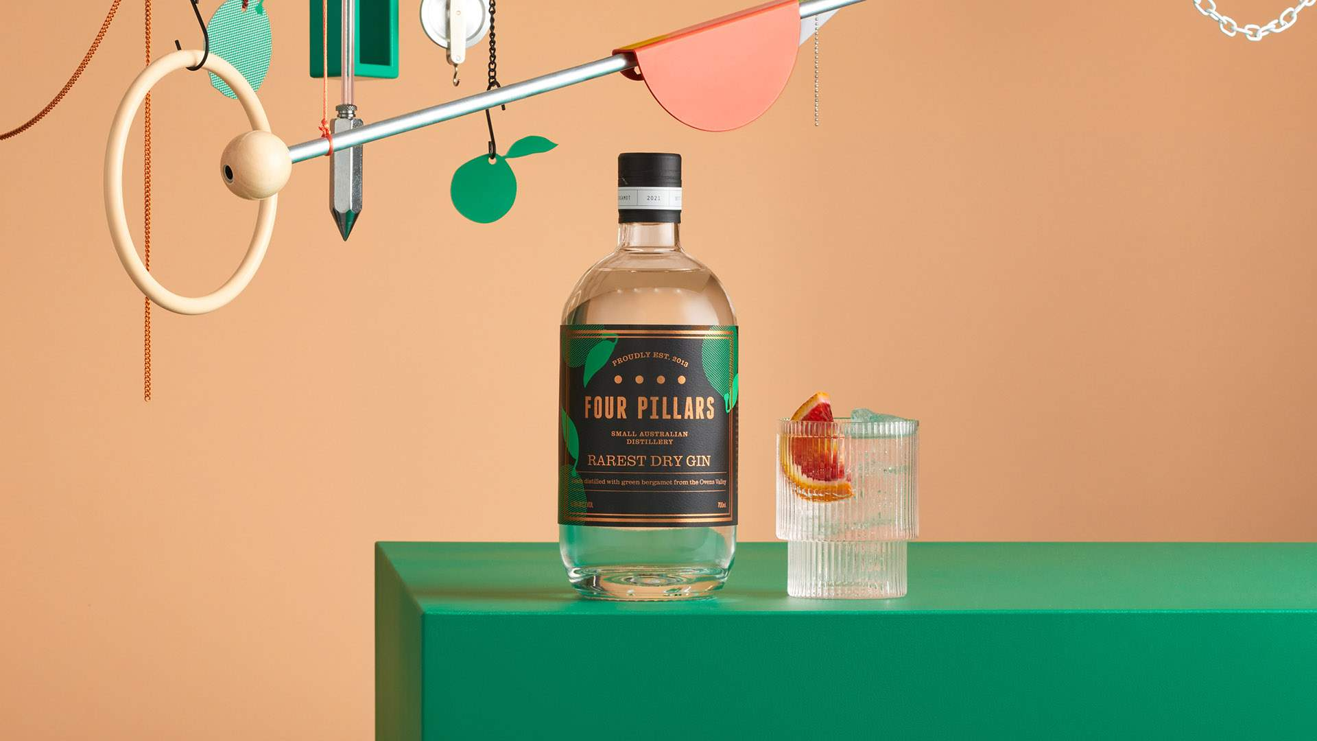 Four Pillars Is Releasing Two New Rare Dry Gins So You'd Best Make Room On Your Gin Shelf