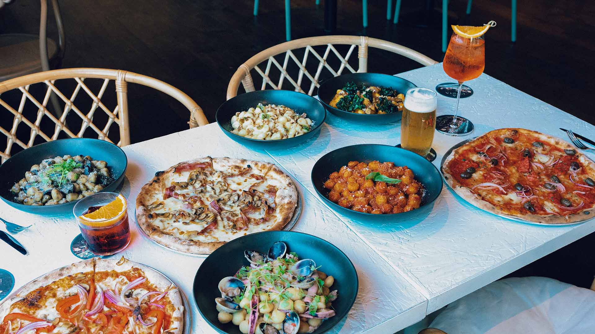 All-You-Can-Eat Gnocchi and Pizza Night