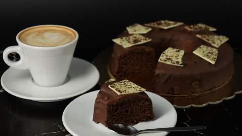International Coffee Day Cake Giveaway