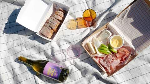 Notwasted x Small's Deli Picnic Packs