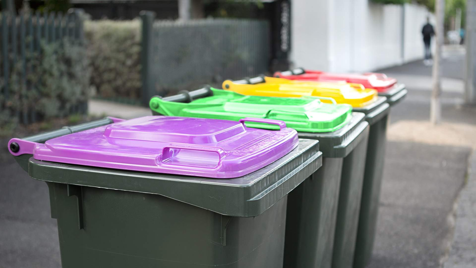 The Victorian Government Is Dropping $1 Million to Prepare Residents for Its Four-Bin Recycling System Rollout