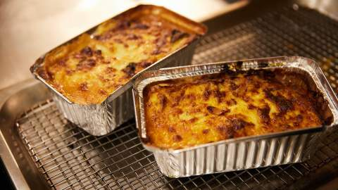 Free 1800 Lasagne for World Pasta Day