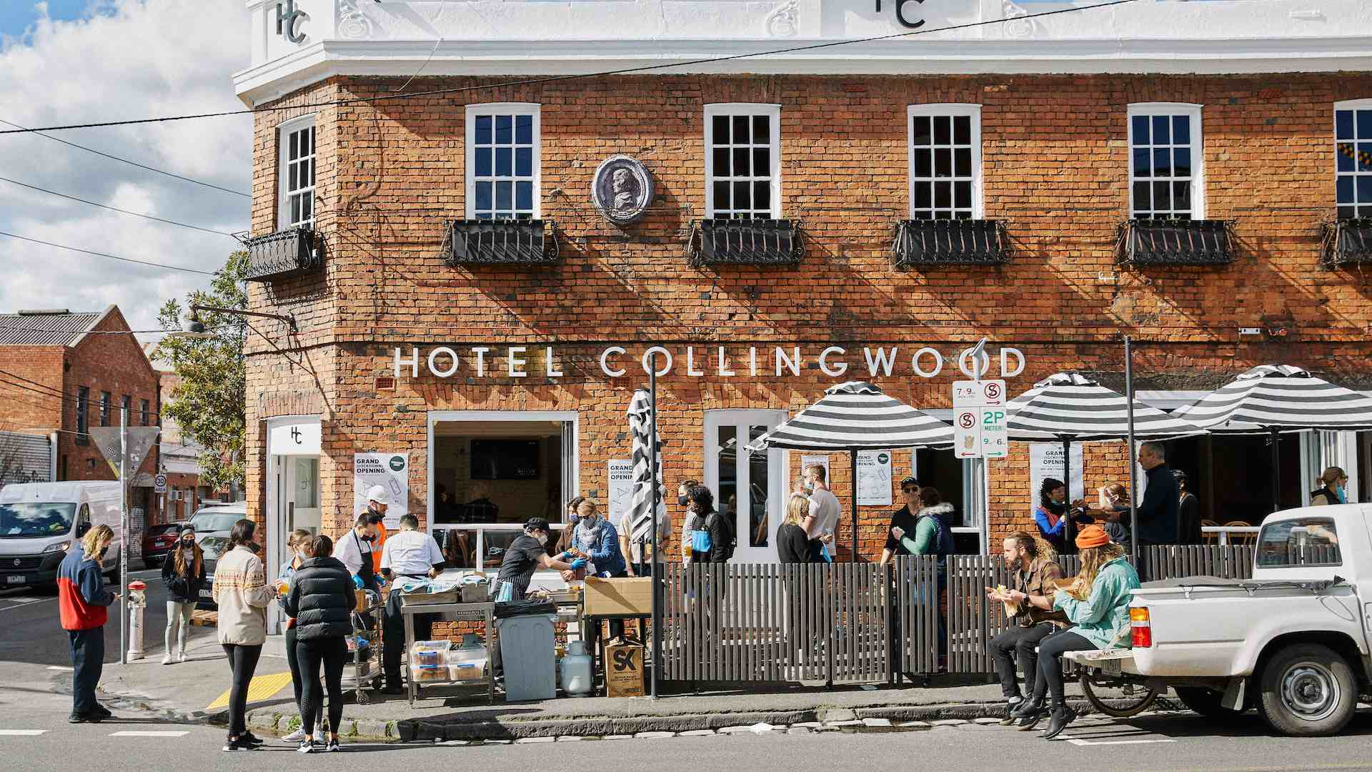 Hotel Collingwood Is the New Northside Pub Launching in the Former Robbie Burns Site This Week