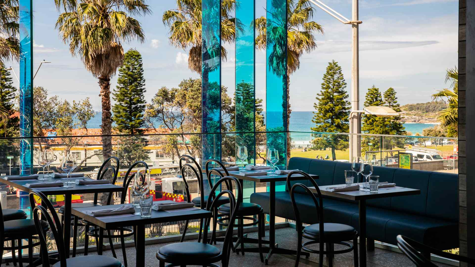 Now Open: Lola's Is Bondi's New Mediterranean Restaurant and Bar with Ocean Views