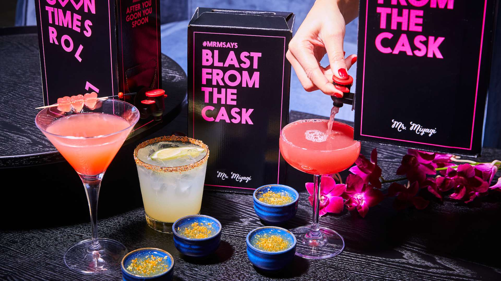 Six of Melbourne's Large-Format Share-Friendly Cocktails to See You Through Picnic Season