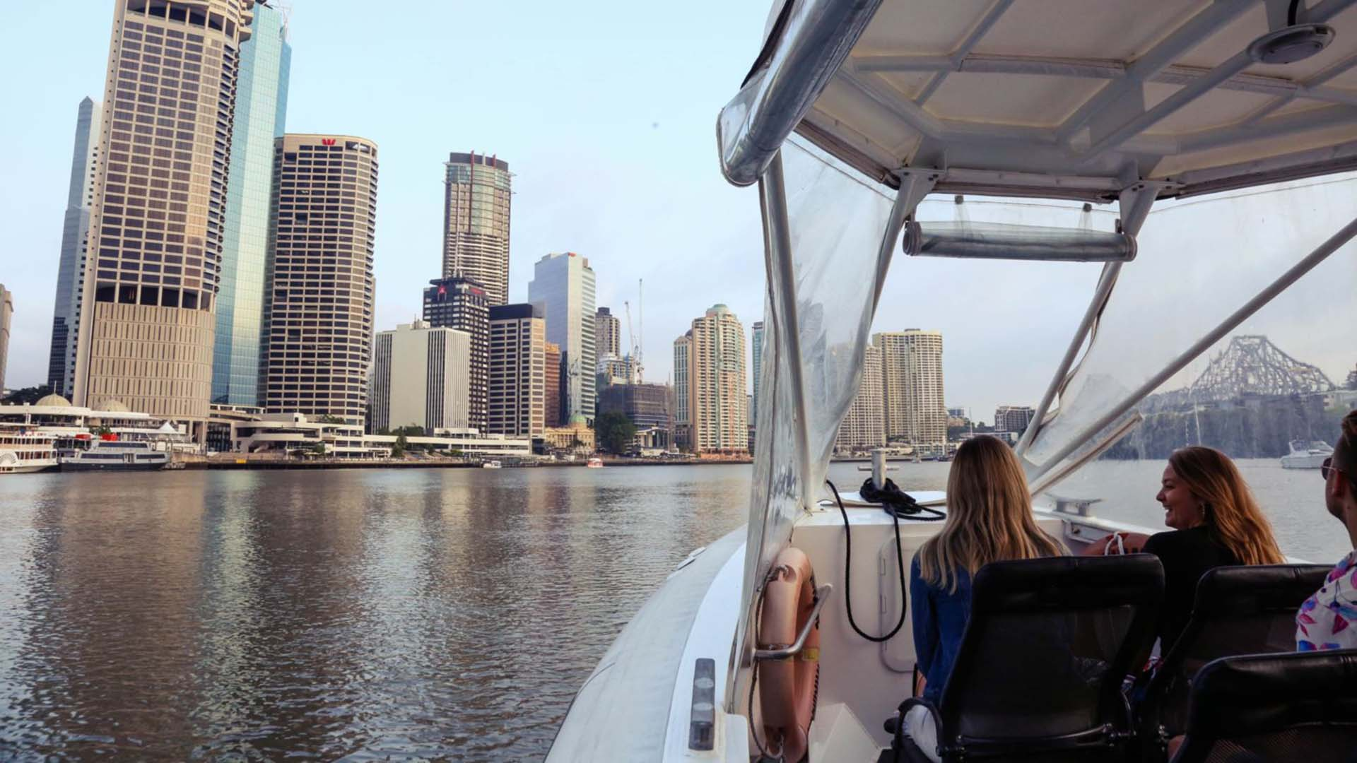 Museum of Brisbane's New Boat Tours Will Take You Sailing Through the City's History